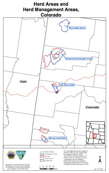 Colorado HA/HMA Map